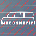 Scion xB Wagon Mafia Decal Sticker - JDM, Drift, Import $4.0 USD on eBay