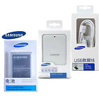 Genuine SAMSUNG Galaxy Note 3 III N9000 B800BC 3200mAh NFC Battery&Charger&Cable