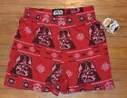 Mens Star Wars Holiday Christmas Boxer Shorts Officially Licensed Merchandise