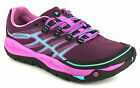New Ladies/Womens Purple Merrell Rush Lace Ups Outdoor Shoes UK SIZES