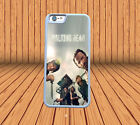 Full Wrap The Walking Dead for Apple iPhone And Samsung Series Silicone Case