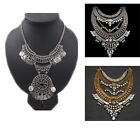 New Women's Jewelry Chain Choker Chunky Statement Pendant Chain Tassel Necklace