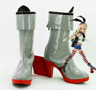 Hot! Kantai Collection KanColle Japanese Destroyer Shimakaze Cosplay Boots