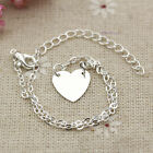 Bohemian Women Ankle Chain Heart Love Anklet Bracelet Foot Fshion Jewelry New