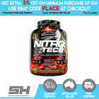 Muscletech Nitrotech Protein 4lb - Lean Muscle Building Protein 4lbs 1.8kg