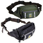 Men high quality outdoor travel durable nylon waist bag  fanny pack Bucket Bag