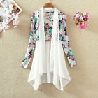 new fashion Prevent bask in air conditioning printed shirt ultra-thin coat shawl