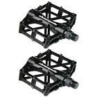 Mountain Bike MTB BMX Bicycle Cycling Alloy Flat Platform Bearing Pedals 9-16 in