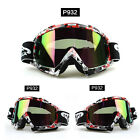 Motorcycle MX Goggles Glasses Dirt Bike Racing Off Road Motocross Occhiali