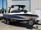 NO RESERVE! 09 TIGE 22VE WAKEBOARD BOAT!ALPHA Z TOWER!LOW HOURS! MINT CONDITION!