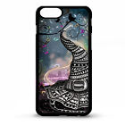 Witch witches hat wizard magic pretty girly star moon graphic phone case cover
