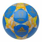 Adidas Berlin 2015 Champions League Final Glider Football Solar Blue Soccer