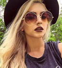 70s Retro Oversized XXL Coachella Large Big Round BOHO Hippie Fashion Sunglasses