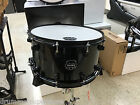 Mapex Maple Snare Drum MPX MPML4800BMB 8 x14 Transparent Midnight Black