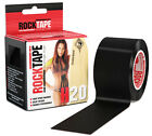 RockTape H2O Water Resistant Extra Sticky Kinesiology Tape Rolls *Free Shipping*