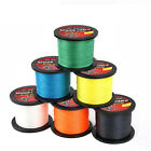 100M Highly Record Dyneema Spectra Extreme PE Braided Sea Fishing Line Rock New