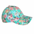 New David & Young Womens Cotton Floral Fashion Baseball Cap