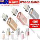 Metal Magnetic Cable Adapter Charger charging 4FT For iphone 6 6s 6plus/5/5c/7/8
