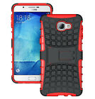 Dual Layer Shockproof Cover Hybrid Rugged Case for Samsung Galaxy A9 (2016)