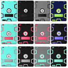 Shockproof Heavy Duty Rubber With Hard Stand Case Cover For Apple Ipad Mini
