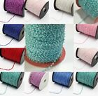 10/100 Yards Trim String Seed Bead Accent for Crafting, Scrapbooking, Decoration
