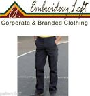 """""""NEW"""" In the bag Cargo Work Trousers  Black or Navy LAST FEW> PRICED TO CLEAR"""
