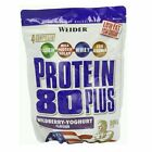 Weider - Protein 80 Plus - 500/750/2000 grams Muscle Growth Free P&P
