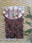 High Quality Greek Plain Kalamata ( Kalamon ) Variety Olives In Vacuum Pack.