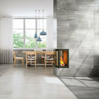 Marmol White Nizrana Marble Effect Porcelain Floor Tiles 600x300x8mm 5-10 Sqm