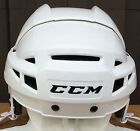 CCM Vector V10 Pro Stock Hockey Helmet White Green All Sizes New 5004