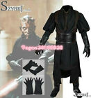 Star Wars Sith Dark Lord Darth Maul Cosplay Costume Tunic Outfit Suit