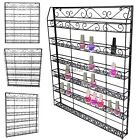 Hot Organizer Display Metal Nail Polish Wall Mount Rack stand up to 180 Bottles