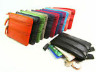 Womens Ladies Mens Premium Quality Coin Pouch Credit Card Holder Wallet Purse