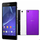 Sony Ericssion Xperia Z2 D6503 (4G) 16GB Unlocked Android Cell Phone - 3 Colors!
