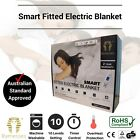 NEW Ramesses Electric Blanket Machine Washable Fully Fitted Heated ALL Sizes