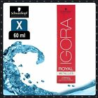 Schwarzkopf Igora Royal Metallics Haarfarbe Tube 60 ml (16,65 euro/100ml)