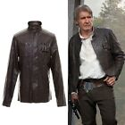 Star Wars the Force Awakens Han Solo Jacket Cosplay Costume