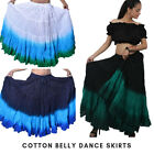 Large  25 yard Belly Dance skirts -  tie dye skirts variation Long 40""