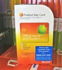 BRAND NEW & SEALED MICROSOFT OFFICE 2010 HOME & STUDENT (PKC) - 1 USER  1 PC