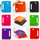 Kids ShockProof Heavy Duty EVA Foam Stand Case Cover for Samsung Galaxy Tablet