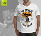 T-shirt Epic CULT movie FURIES BASEBALL - 1979 maglia Vintage THE WARRIORS Gangs