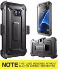 For Samsung Galaxy S7 Edge Case SUPCASE Rugged Holster Cover No Screen Protector