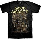 Amon Amarth Thor Oden's Son T-Shirt MD, LG, XL New