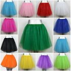 Tütü Tutu Tüllrock Ballettkleid  4-5 Lagen  Party Ballett Rock  Petticoat