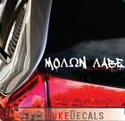 Molon Labe (COME AND TAKE THEM!) Decal _  blacklisted jdm kdm car Vinyl Sticker
