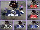 NHL Licensed 5'X8' Man Cave Ulti-Mat Area Rug Floor Mat Carpet - Choose Team