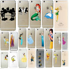 Kids Cute Cartoon Disney Novelty Crystal Hard Cover Case For iPhone Series