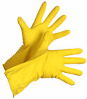 1 Pair x Rubber Gloves Yellow (X-Large) Waste Handling  HYGIENE FOOD (8322)
