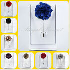 New Men's Suit brooch chest buckle brooch Soild Foral Pin lapel pin PL160