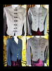 Ladies Steampunk Military Style Jacket (DKNY, Lucca & Last Kiss) S to XL